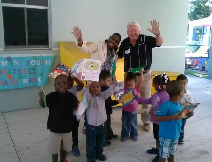 Campbell Elementary Class